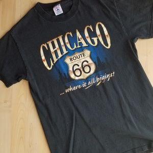 Vintage Chicago tee